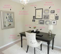 White Shabby Chic Bookcase by Home Office On A Budget Shabby Chic Style Desc Drafting Chair