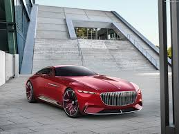 mercedes maybach s500 mercedes benz vision maybach 6 concept 2016 pictures