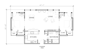 One Story Floor Plans House Plans With Open Floor Simple One Story Home Corglife Luxamcc