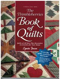 the thimbleberries book of quilts by lynette jensen quilts of all