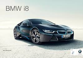 Bmw I8 Widebody - bmw i8 launch campaign