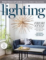 better homes and gardens ls american lighting association design inspiration lighting magazine