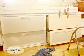 Drawer Cabinets Kitchen by How To Turn File Cabinets Into Kitchen Cabinets U2022 Mimzy U0026 Company
