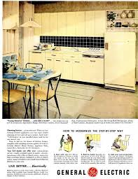 blue kitchen cabinets and yellow walls 31 retro yellow kitchens from yesteryear midcentury
