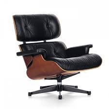Eames Lounge Chair Cherry - Chair design classics