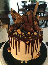 chocolate and orange drip cake cakes pinterest drip cakes