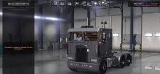 kenworth k100 kenworth k100 multimod truck american truck simulator mod ats mod