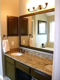Big Bathroom Mirror Large Bathroom Cabinets With Mirror Gilriviere