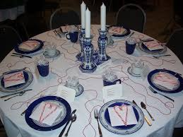 Simple Valentine Table Decoration Ideas by Royal Blue Table Centerpiece Ideas Valentine U0027s Day Table
