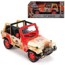 jurassic world jeep jurassic world fallen kingdom jeep 1 18 die cast vehicle