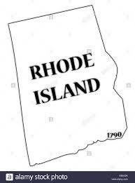 Blank Map Of Rhode Island by Rhode Island Outline Stock Photos U0026 Rhode Island Outline Stock