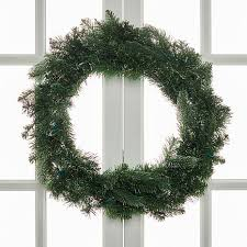 pre lit forever fragrant scented wreath