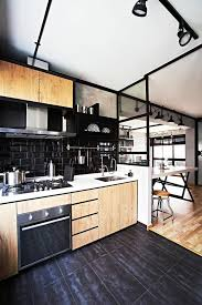 Wayfair Kitchen Cabinets - 59 cool industrial kitchen designs that inspire digsdigs cabinets