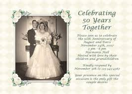 50th anniversary party ideas parents 50th wedding anniversary party ideas ehow