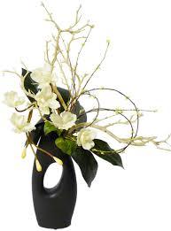 faux floral arrangements modern faux floral arrangements 8102