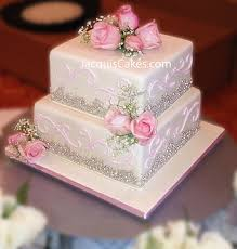 silver wedding cakes jacqui s cakes fondant wedding cake gallery