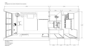 plan d une chambre d hotel chambre plan buanderie bordeaux architecture et plan buanderie