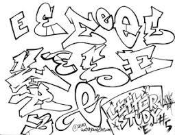 graffiti style e calligraphy graffiti alphabet pinterest