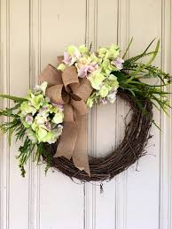colorful handmade summer wreath ideas to refresh your front door