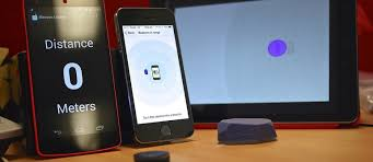 tutorial android beacon library detecting beacons on android protocols uses eddystone