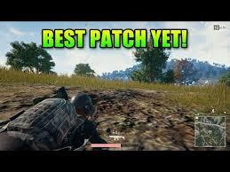 pubg patch best pubg patch yet playerunknown s battlegrounds june patch