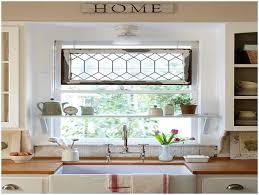 Over Kitchen Sink Shelf With Paper Towel Holder Kitchen Window