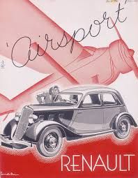 vintage renault cars famous car adverts from 1920 1950 u2013 european ceo