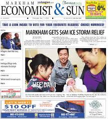 toyota financial services markham markham economist january 7 by markham economist u0026 sun issuu