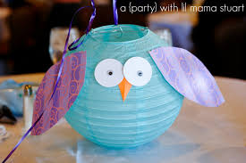 owl centerpieces a day with lil stuart colorful owl 1st birthday party