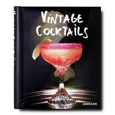 martini vintage vintage cocktails book by brian van flandern assouline u2013 assouline