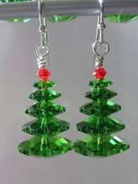 how to make tree earrings or any type of earring with