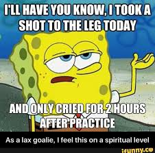Lacrosse Memes - lax lacrosse goalie funny ifunny