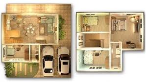 Eliot House Floor Plan by Single Attached House Floor Plan House Interior