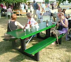 Picnic Bench Hire Events Foldtable