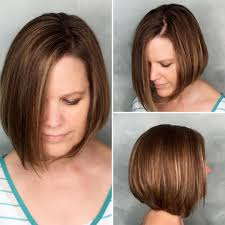 flattering bob hairstyles for square faces and women aged 40 40 most flattering bob hairstyles for round faces 2018