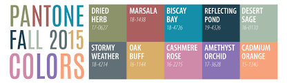 fall 2015 colors bold earthy neutrals seventies