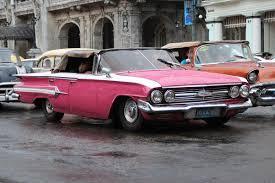 vintage cars 1950s 10 cuban cars that define fidel castro u0027s reign highsnobiety