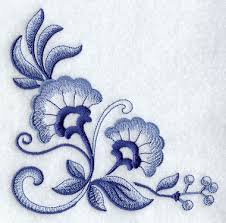 Flower Designs For Embroidery Machine Embroidery Designs At Embroidery Library A Delft Floral
