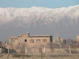 Bagram Air Base Map Panoramio Photo Of Local Home Structures Around Bagram Air Base