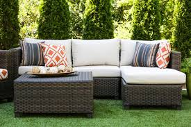 Biscayne Patio Furniture by New Biscayne 5pc Deep Seating 2 Colors U2014 Ae Outdoor