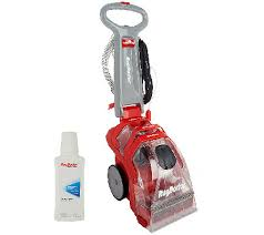 Carpet And Upholstery Shampoo Rug Doctor Deep Carpet And Upholstery Cleaning System U2014 Qvc Com