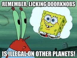 Meme Komik Spongebob - meme comic indonesia artikel 10 wejangan dari spongebob