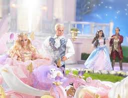 barbie princess pauper princess anneliese