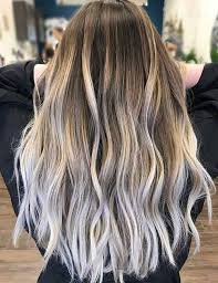 how to fade highlights in hair dark brown hairs top 25 light ash blonde highlights hair color ideas for blonde and