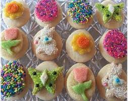 sugar easter egg crisp easter egg sandwich cookies