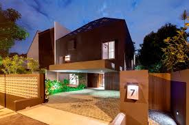Home Lighting Design In Singapore by 7 Namly Hill Small Semi Detached House In Singapore By Ipli