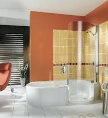 bathroom tub and shower ideas walk in bathtub shower combo tub home design ideas 27 hsubili com