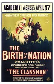 the birth of a nation 1915 poster 3 trailer addict