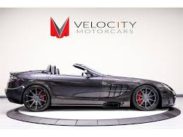mansory mclaren 2008 mercedes benz slr mclaren mansory pkg for sale in nashville