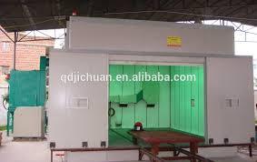 Used Blast Cabinet Sand Blasting Room Shot Blasting Cabinet For Sale Shandong